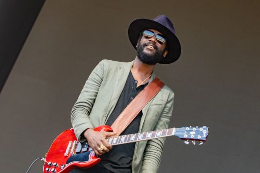 Gary Clark, Jr., photo by Debi Del Grande