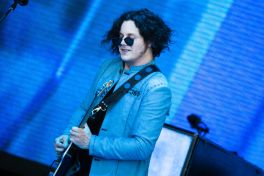 Jack White, photo by Debi Del Grande
