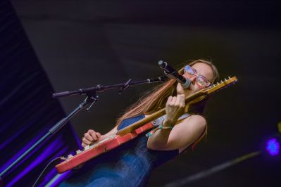 Margaret Glaspy, photo by Debi Del Grande