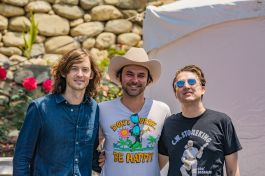 Shakey Graves and Milk Carton Kids, photo by Debi Del Grande
