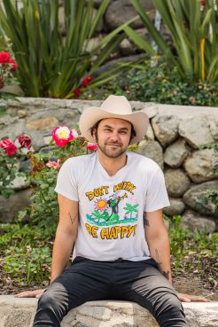 Shakey Graves, photo by Debi Del Grande
