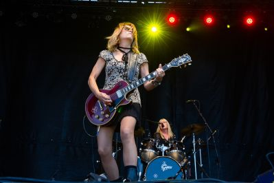 The Bangles, photo by Debi Del Grande
