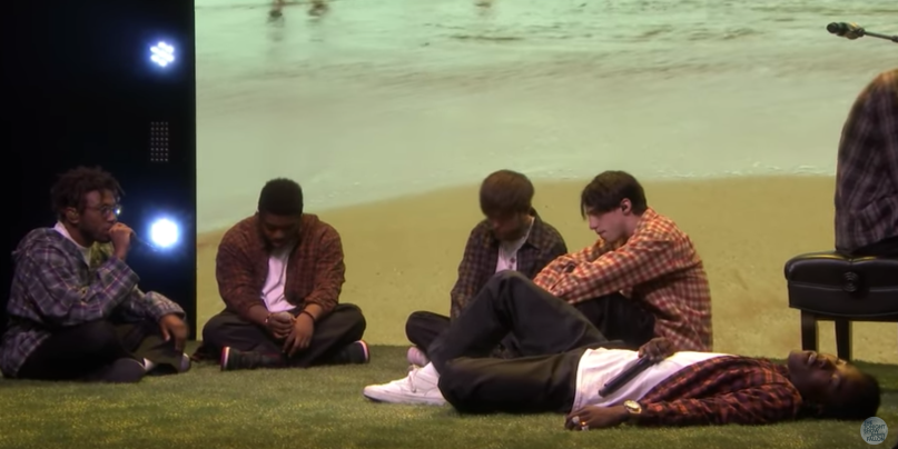 Brockhampton on Fallon