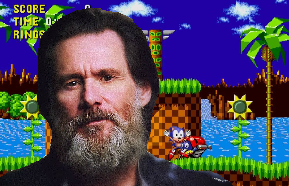 Jim Carrey To Play Villain In Sonic The Hedgehog Movie Consequence Of Sound