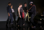 """Christine and the Queens """"Girlfriend"""" on The Tonight Show"""