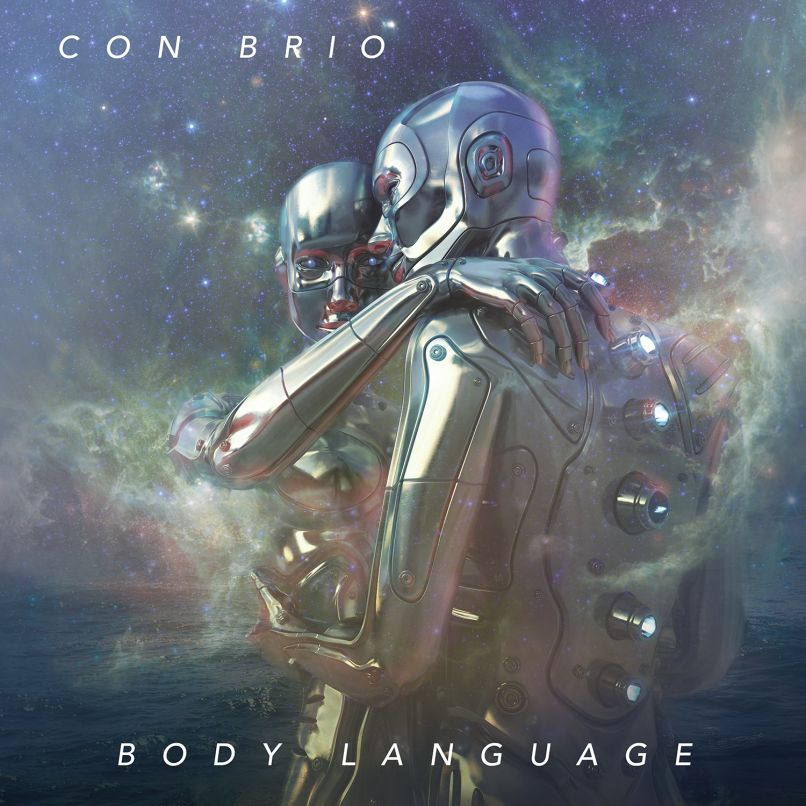 Con Brio Body Language Origins Album Art Robots
