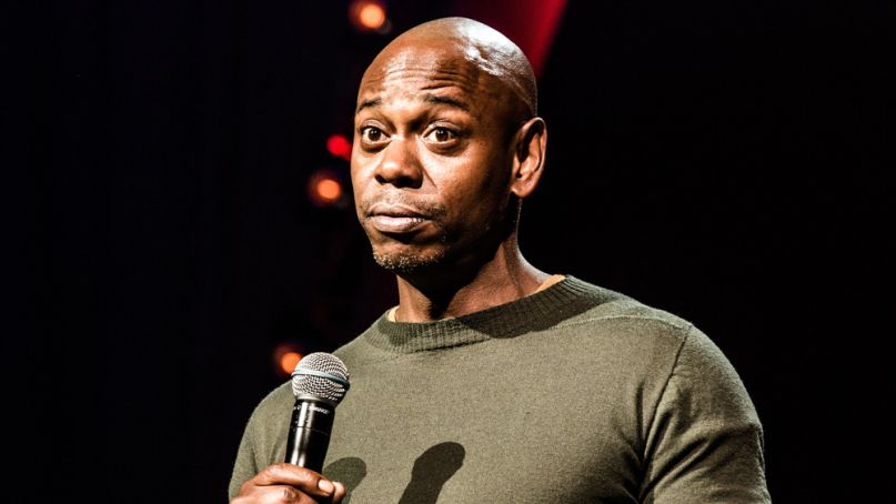Dave Chappelle - Photo by Netflix