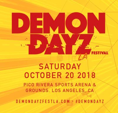Demon Dayz 2018