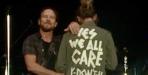 Eddie Vedder and Jill Vedder