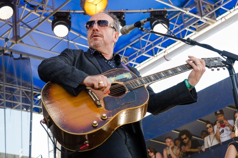 elvis costello new album the imposters tour