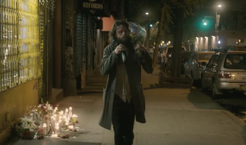 Father John Misty God's Favorite Customer Video New York City Flowers Beer Streets