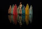 Florence and the Machine Big God Zane Lowe colorful women