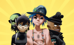Gorillaz Ace yellow
