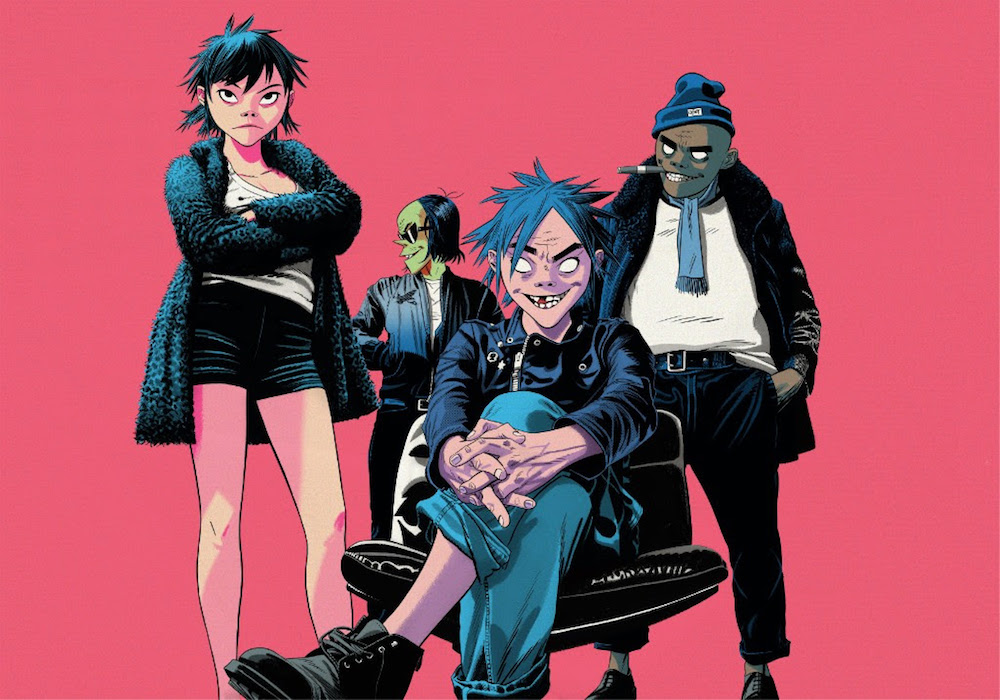 Stream Gorillaz Sorcererz song single