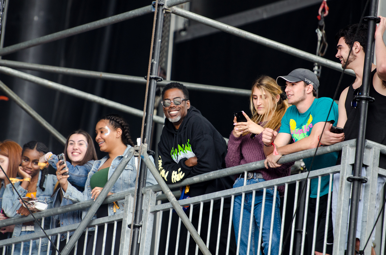 Chris Rock, photo by Ben Kaye