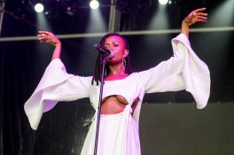 Kelela, photo by Ben Kaye