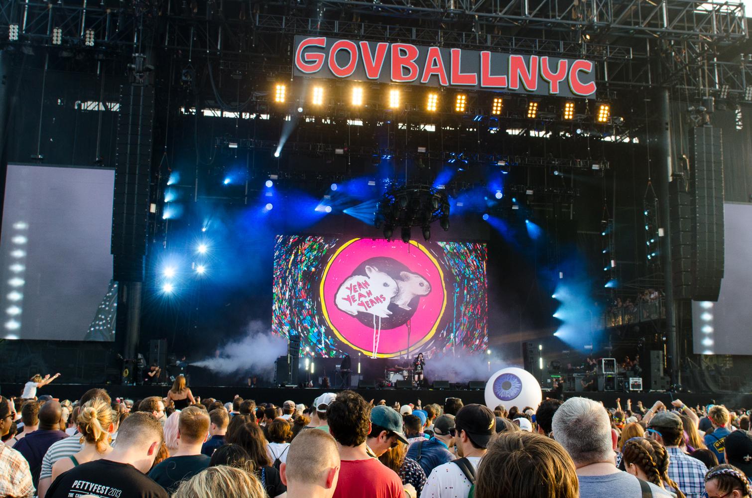 Governors Ball 2018, photo by Ben Kaye