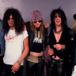 Guns N Roses' Appetite For Destruction Lineup stream deluxe edition reissue re-release