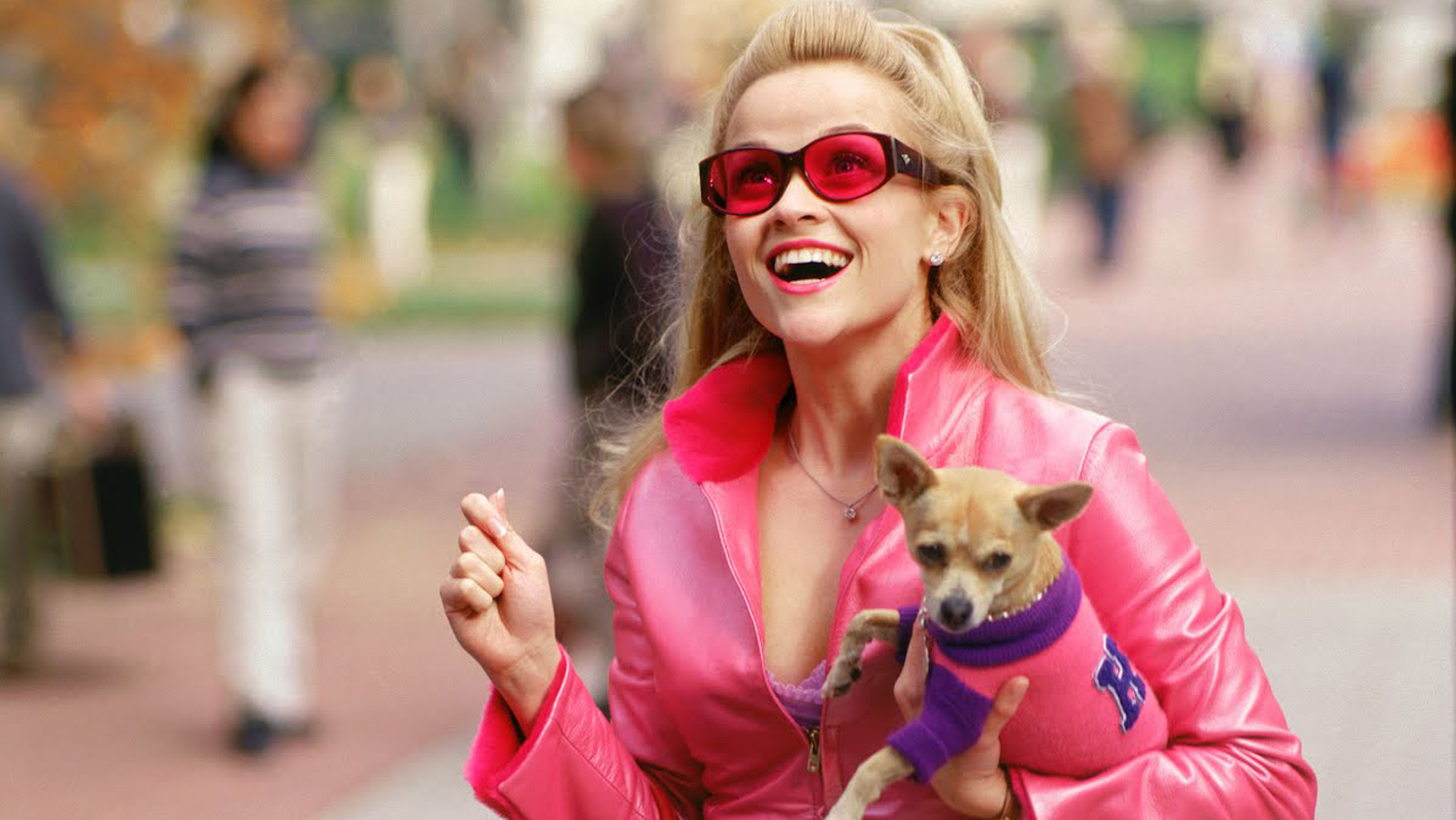 Legally Blonde Reese Witherspoon Elle Woods