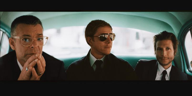 Interpol Marauder Indie Trio Car Jamie James Medina