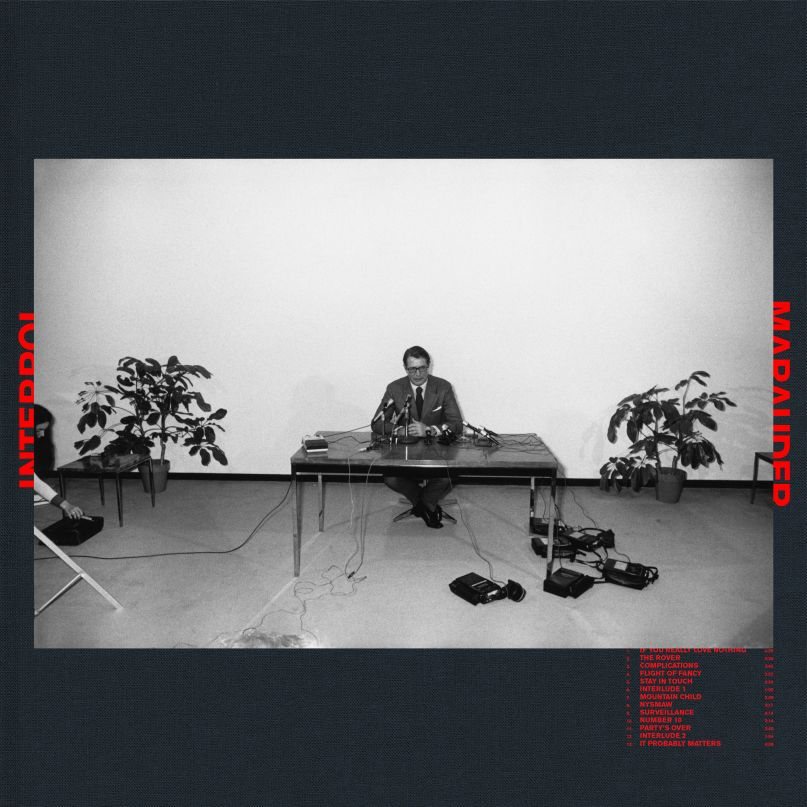 Interpol Marauder Album Artwork