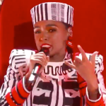 Janelle Monáe at BET Awards 2018