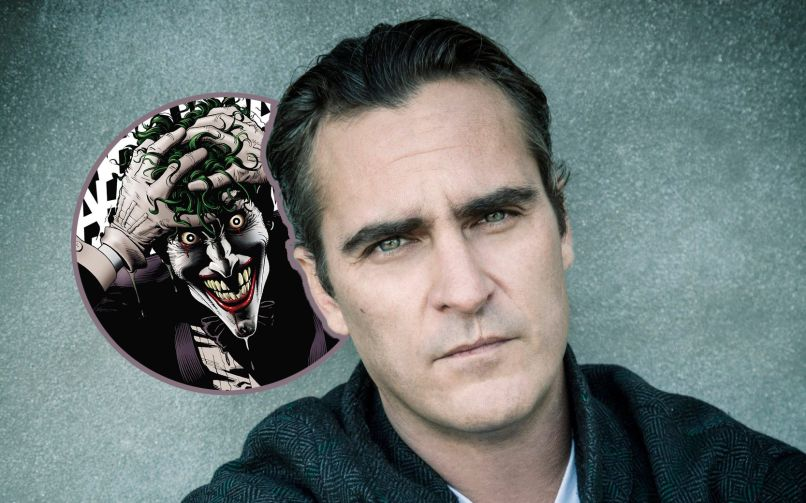 Joaquin Phoenix Joker Movie Todd Philips DC FIlms
