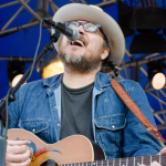 Jeff Tweedy wilco solo tour newport folk festival braid hat