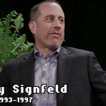 Jerry Seinfeld on Between Two Ferns