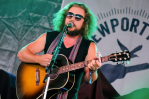 Jim James solo acoustic tour ben kaye newport folk festival