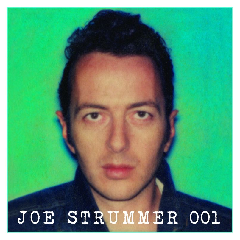 Joe Strummer - Packshot - Album - 001 - 3000x3000