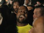 Kanye West in Jackson, Wyoming