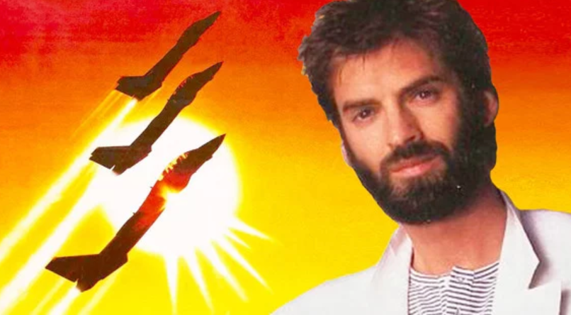 "Kenny Loggins's ""Danger Zone"""