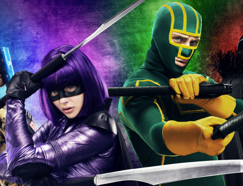 Kick Ass Hit Girl Matthew Vaughn Reboot Marv Studios