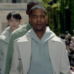 "Kid Cudi Virgil Abloh Louis Vuitton BadBadNotGood ""Ghost Town"" Paris Fashion Week runway"