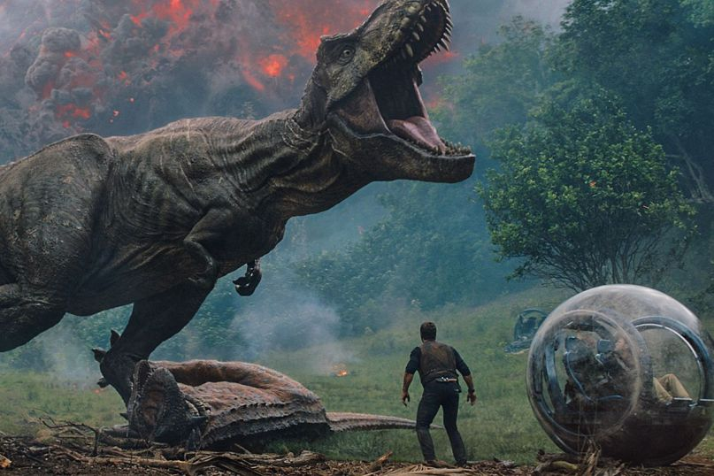 Film Review: The Chills Overwhelm the Wonder in Jurassic World
