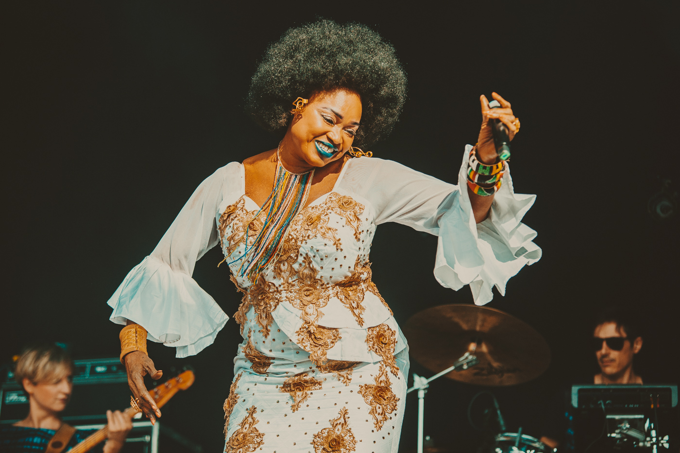 Oumou Sangare, photo by Kimberley Ross