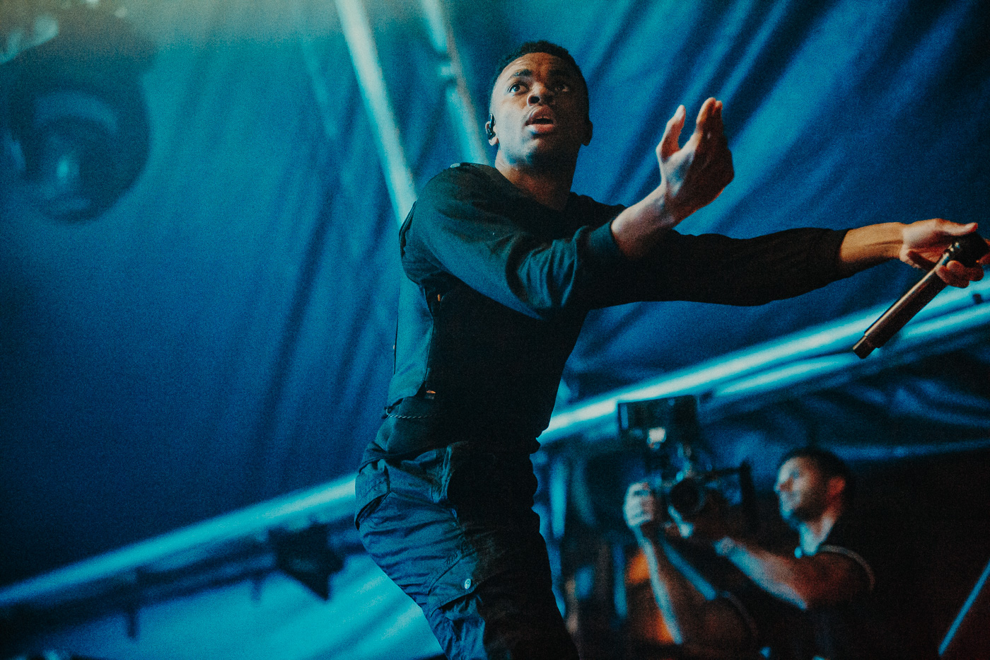 Vince Staples, photo by Kimberley Ross