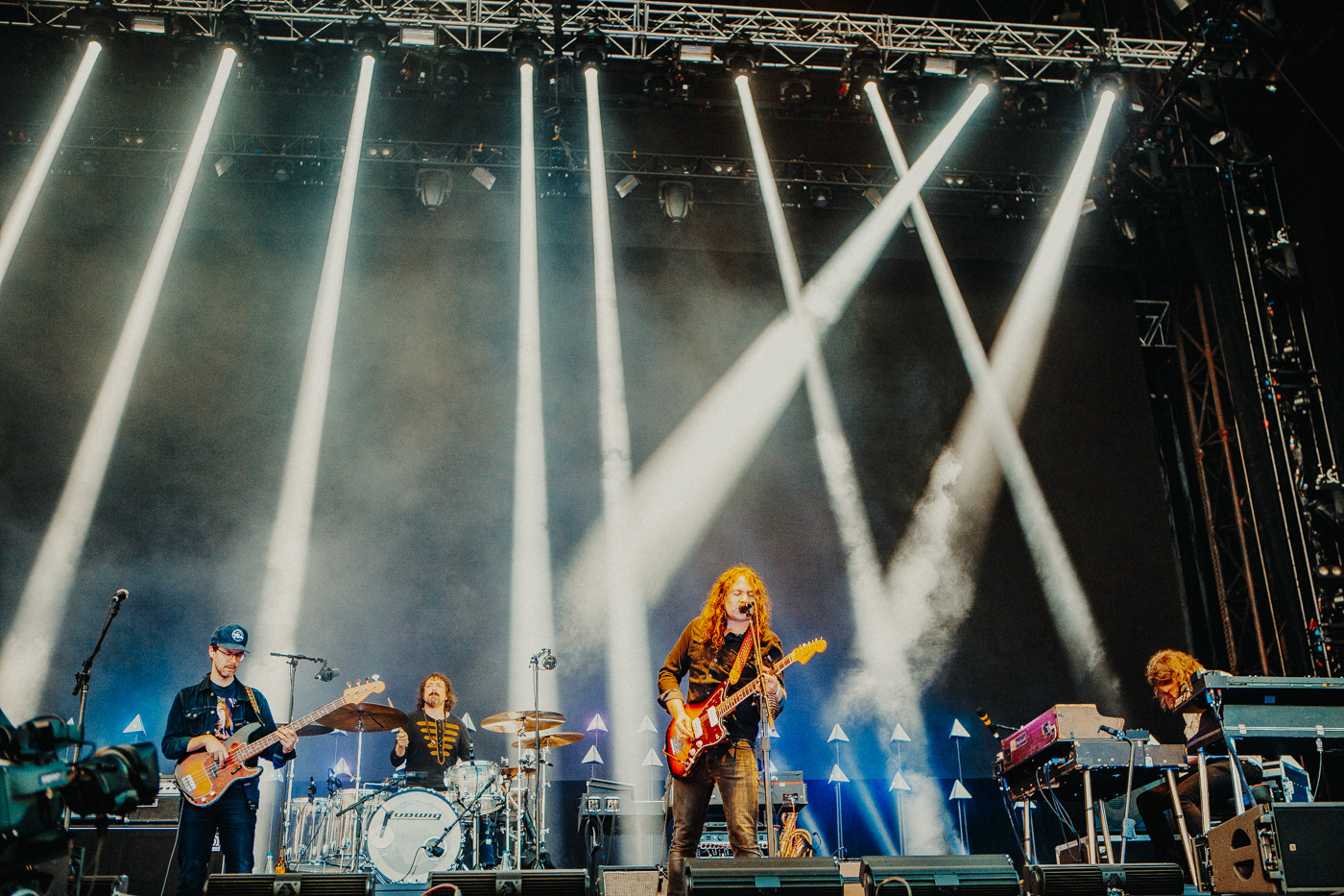 The War on Drugs, photo by Kimberley Ross