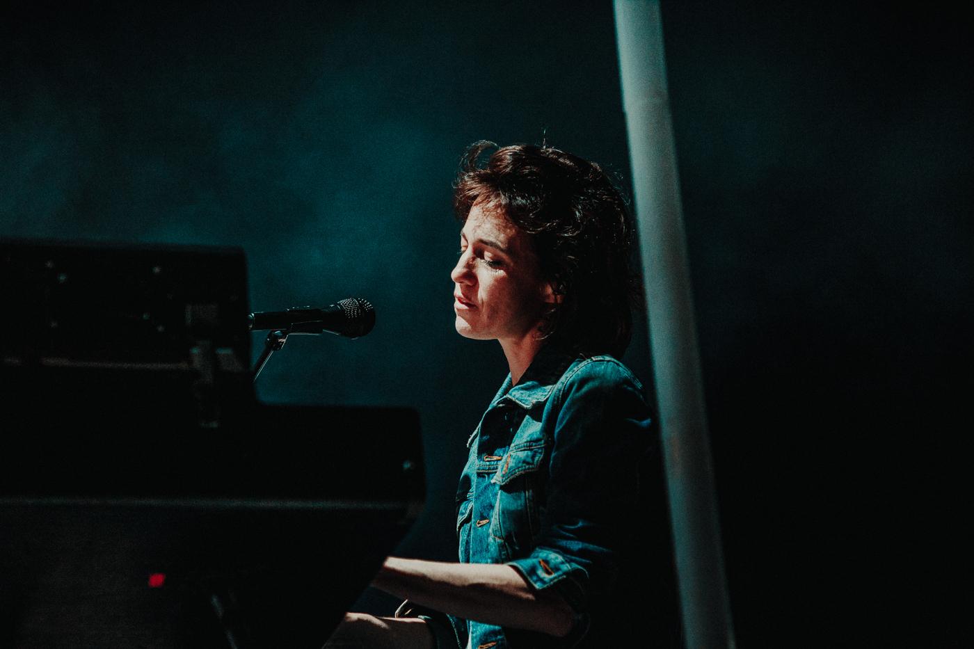 Charlotte Gainsbourg, photo by Kimberley Ross