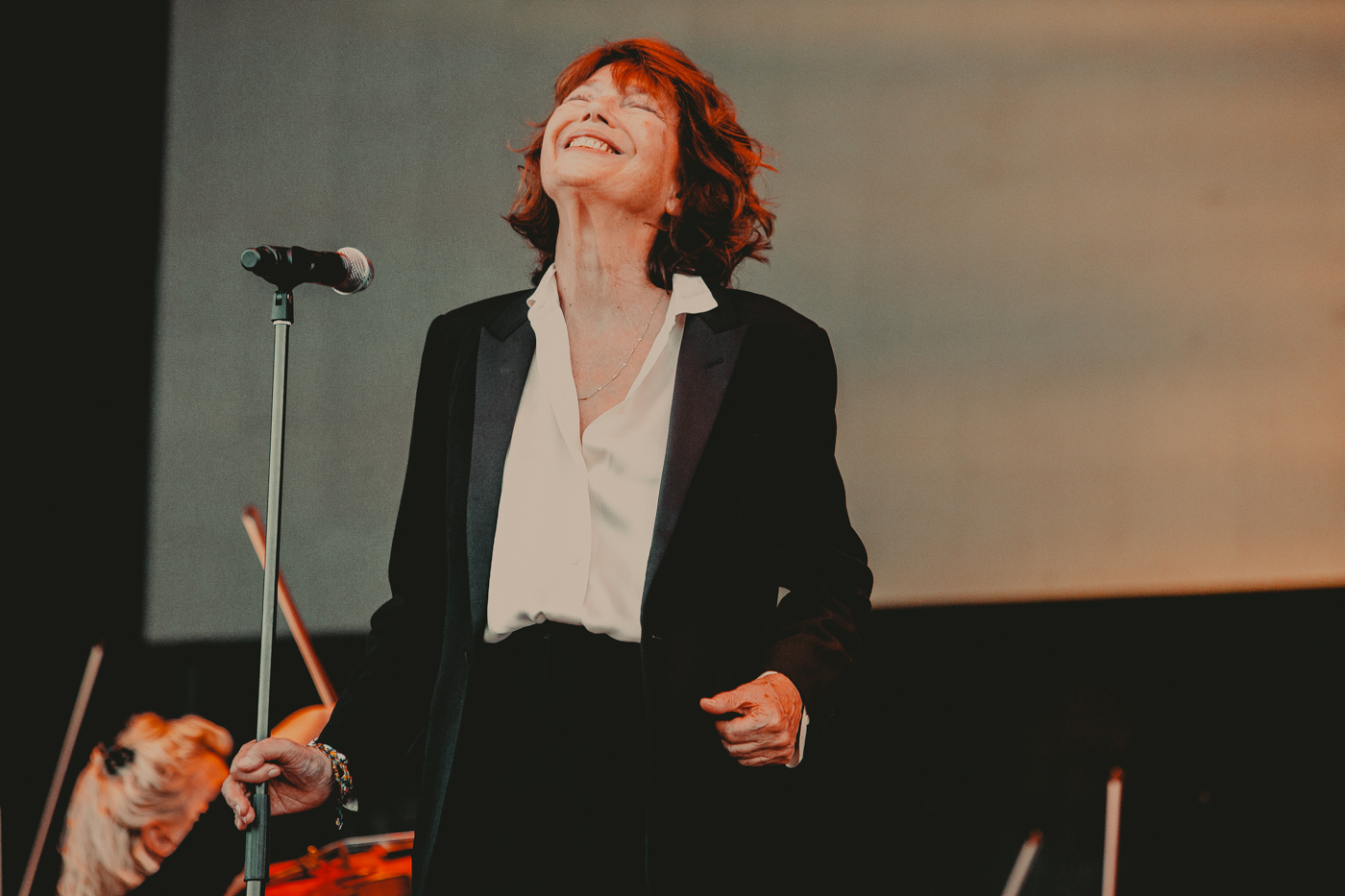 Jane Birkin, photo by Kimberley Ross