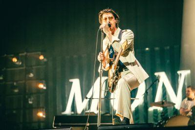 Arctic Monkeys, photo by Kimberley Ross