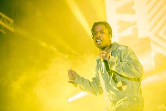 ASAP Rocky, photo by Kimberley Ross