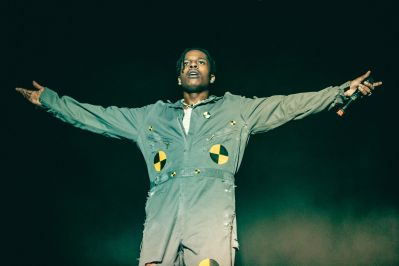ASAP Rocky, photo by Kimberley Ross