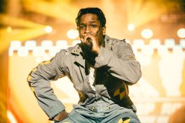 A$AP Rocky, photo by Kimberley Ross