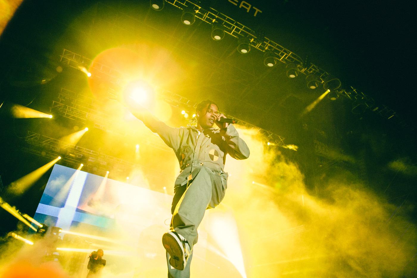 A$AP Rocky, photo by Kimberley Ross