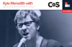 Kyle Meredith with Graham Coxon