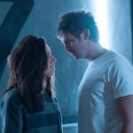 Legion Finale Dan Stevens Aubrey Plaza Chapter 19 blue white Aubrey Plaza Dan Stevens Legion Finale final season three canceled FX