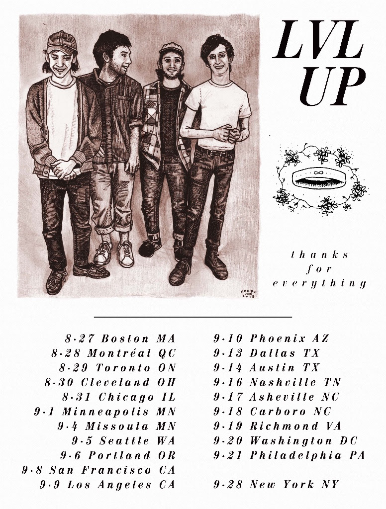 lvl up farewell tour LVL UP announce farewell tour, share final song Orchard: Stream