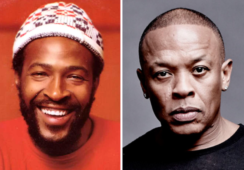 Dr. Dre working on new Marvin Gaye biopic film